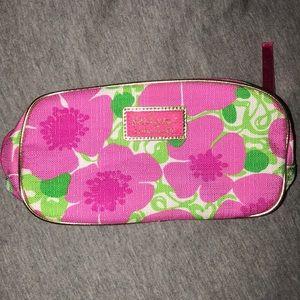 NWOT Lilly Pulitzer for Este Lauder makeup bag